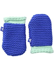 adidas Inf Mittens - blue/icegrn/white