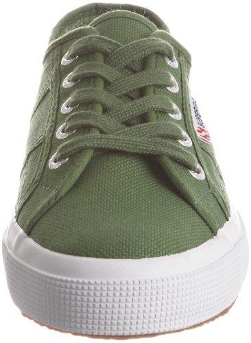 Superga 2750 Cotu Gs000010U, Herren Sneaker Grün (Cactus)