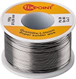 Smart Planet® - Stagno per saldatura di alta qualità, Ø 0,56 mm, rotolo da 100 g
