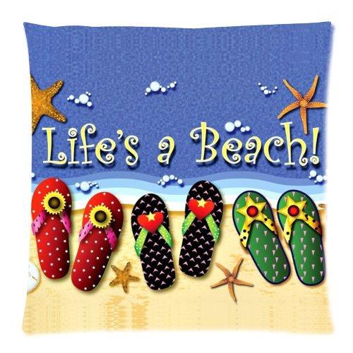 Sommer Strand-Flip-Flops
