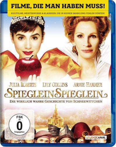 Spieglein Spieglein - Die wirklich wahre Geschichte von Schneewittchen [Blu-ray]