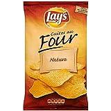 Lay's chips nature cuites au four 130g (Prix Par Unité) Envoi Rapide Et Soignée