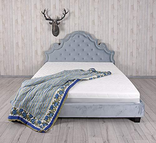 Unbekannt Königliches Bett Rokoko Ehebett Palazzo Exklusiv
