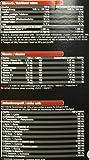 BWG Mega Muscle Weight Gainer 100% Maximum - perfekt für HardGainer und Massephasen – Kraftaufbau - Mega Banana - Dose mit Dosierlöffel - (1x 5000g Dose)