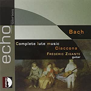 Bach: Lautenmusik (Gesamtaufnahme)