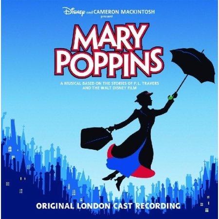 Original London Cast Recording (Korea Edition) (Poppins London Cast Mary)
