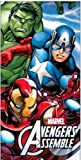 Brand New Marvel Avengers Hulk Captain America Bath Beach Childrens Towel