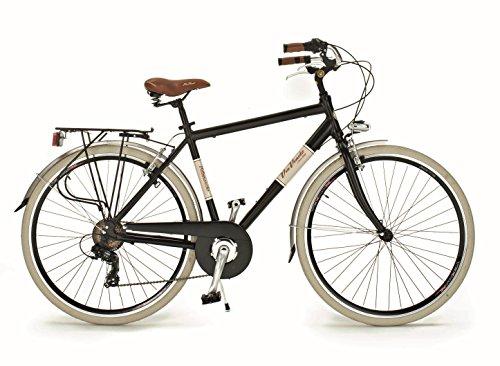 Bicicleta 605A de hombre Made in Italy Via Veneto