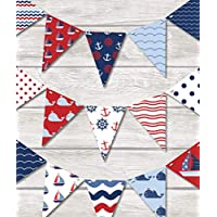 NAUTICAL BUNTING Home decor, suits any room