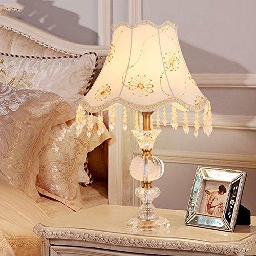 LeohomeModerne Clear Crystal E27 Runde Tischlampe Glas Basis Weiß Schreibtischlampe Dekorative Tisch Beleuchtung für Zimmer vidro de mesa abajur