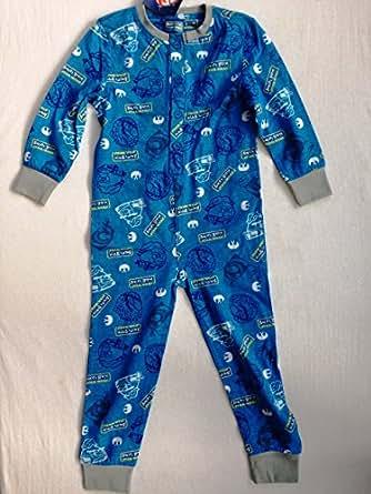 Boys Angry Birds Cotton Onesie Pyjamas Age 3-4 Years