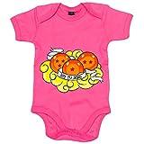 Body bebé Dragon Ball soy tu deseo cumplido bolas de dragón recién nacido - Rosa,...