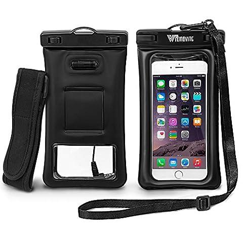 Brassard Etanche Iphone 5s - Flottable Housse étanche Witmoving IPX8 Certifiée Universel