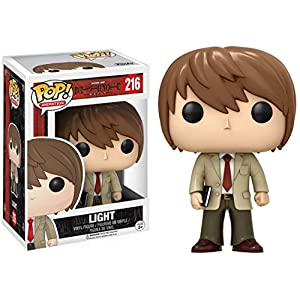 Funko Pop Light (Death Note 216) Funko Pop Death Note