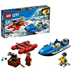 Lego City - Police - Fuga sul Fiume, 60176 LEGO
