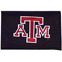 Preisvergleich für Rico Industries RIC-RTR260201 Texas A&M Aggies NCAA Embroidered Trifold Wallet by Rico