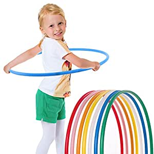 hoopomania kinder hula hoop reifen sport freizeit. Black Bedroom Furniture Sets. Home Design Ideas