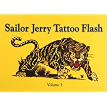 Sailor Jerry Tattoo Flash, Vol. 3 by Don Ed Hardy (2014) Paperback