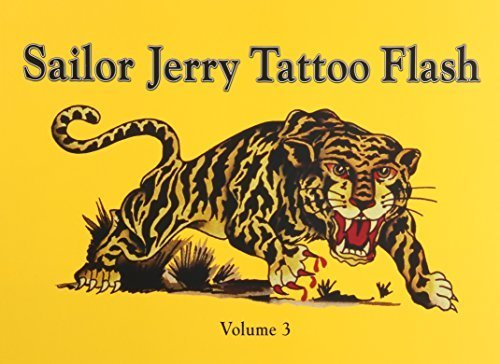 Sailor Jerry Tattoo Flash, Vol. 3 by Don Ed Hardy (2014-06-01)