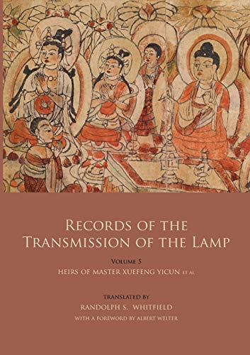 Records of the Transmission of the Lamp (Jingde Chuadeng Lu) PDF Books