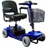 LIBERCAR Scooter Eléctrico Smart 4 Ruedas