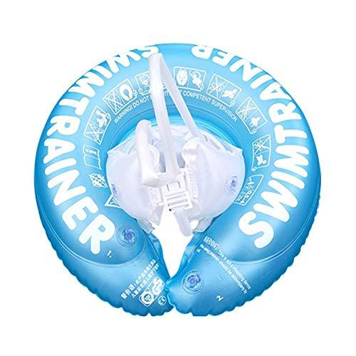 Dubleir Baby-Achsel-Schwimmring, verdickter Riemen verschlungener Achsel-Schwimmring, Schwimmring für Rettungsring