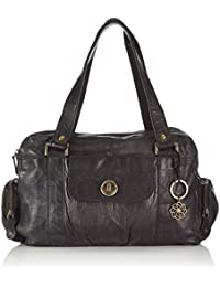 PIECES Totally Royal Leather Small Bag13, Sacs portés épaule femme