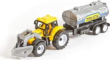 Adeland - Farm City Römorklu Traktör, 2013000070