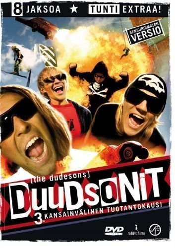 The Dudesons - Series 3 ( Extreme duudsonit ) ( The Dudesons - Series Three ) by Jarno Leppälä