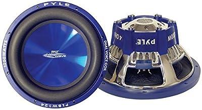Pyle PLBW84 600W 8-Inch Blue Wave High Power Subwoofer