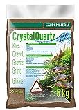 Dennerle 1730 Kristall-Quarzkies, Dunkelbraun, 10 kg