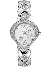 Divine All Silver Amazing Watch For Women For Girls