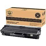 CMYBabee 1-Paquete Reemplazo para Samsung MLT-D111S MLT-D111 D111S 111S Alto rendimiento Cartucho de tóner Compatible para Samsung 111 Xpress SL-M2020 SL-M2022 L-M2026 SL-M2070 SL-M2020W SL-M2022W SL-M2026W SL-M2070FW SL-M2070W Impresora, 1000 páginas por negro