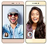 Micromax vdeo 3 with 4G volte google duo easy video calling -chamapgne color