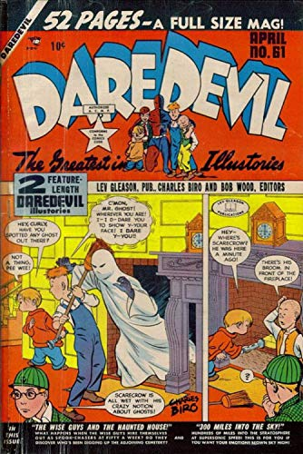 Daredevil -The Complete Archive Part 6 (Lev Gleason) (English Edition)