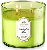 Bath & Body Works 3-Docht Kerze - Eucalyptus Mint