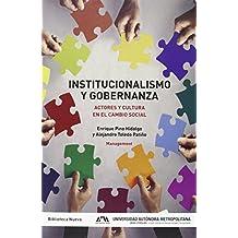 Institucionalismo y gobernanza (Management)