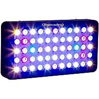 Roleadro 165w Luce Acquario Led Lampada Impermeabile 6 Band Illuminazione Acquario Marino per Pesci Corallo Piante Acquatiche