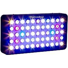 Roleadro ® 165w Lámpara de Acuario Luces para Acuarios y Peceras y Planta 400x212x60mm