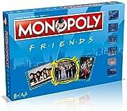 Monopoly Friends, Fransk Upplaga
