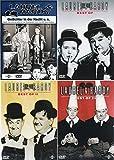 Laurel & Hardy - Collection 12 | Gelächter in der Nacht | Best of 1 | Best of 2 | Best of 3 (4-DVD)