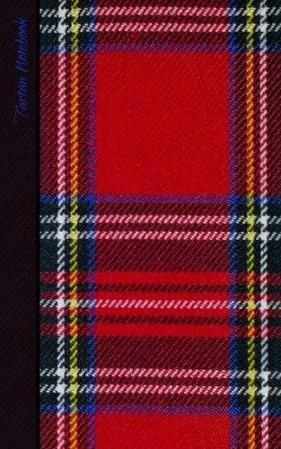 Tartan Notebook: Scotland / Scottish / Plaid / Gifts / Presents [ Small Ruled Notebooks / Writing Journals ] (Travel & World Cultures) Ralph Lauren Tartan