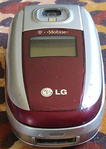 LG C3300, Klapphandy, rot-silber, OHNE SIMLOCK Hochleistungsakku und Ladekabel neu, Vorne am Gehäuse leichte Gebrauchsspuren in Form von Abrieb, ansonsten sehr guter Zustand