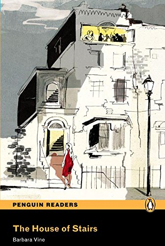 Penguin Readers 4: House of Stairs, The Book & CD Pack: Level 4 (Pearson English Graded Readers) - 9781405879620