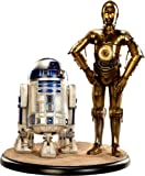 Star Wars: C-3PO und R2-D2 | Statuen | Premium Format Figuren | Sideshow
