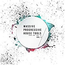 Massive Progressive House Tools - 34 high end presets for NI Massive Synth