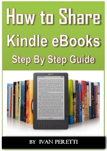 How To Share, Send or Loan Your Kindle Books: All the Ways to ...
