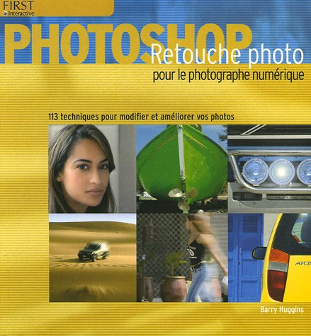 Retouche photo sous Photoshop