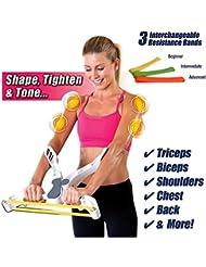 - Wonder Arms, macchinario per l'allenamento del corpo, come visto in TV!