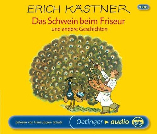 Preisvergleich Produktbild Das Schwein beim Friseur und andere Geschichten (3 CD): Lesung